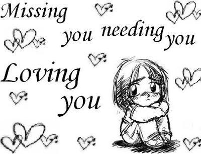 i miss you already