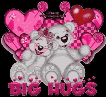 Hugs Myspace Comments
