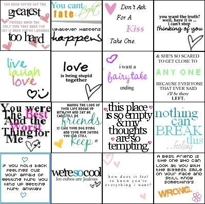 quotes about change and letting go. Letting Go MySpace Graphics